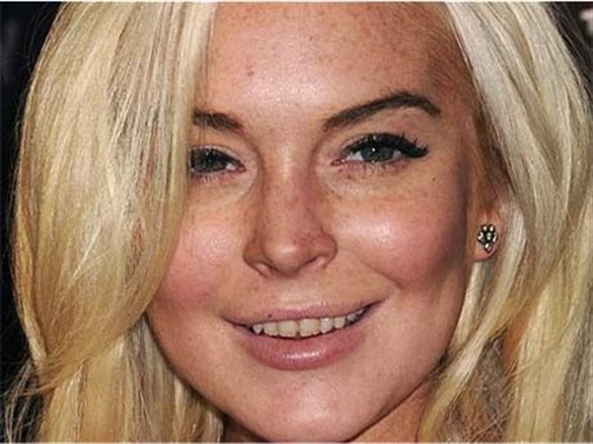 Lindsay Lohan'ın dişlerine ne olmuş?